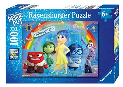 ravensburger disney inside out mixed emotions puzzle (100 p