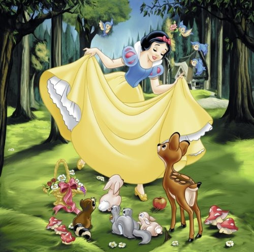 ravensburger - disney princess puzzle 3 pack - 49 piezas ca