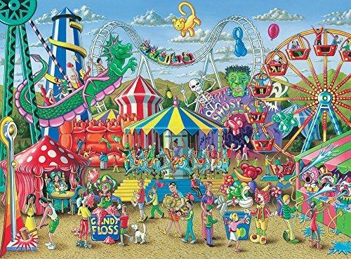 ravensburger -fun at the carnival - puzzle de 300 pc