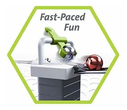 ravensburger gravitrax marble run y stem toy para niños y ni