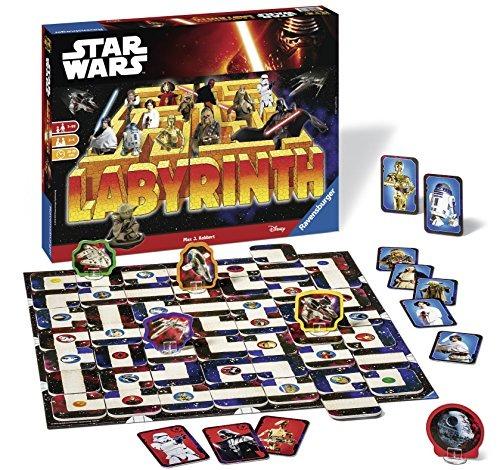 Ravensburger Juego De Mesa Laberinto Star Wars 1 280 00 En