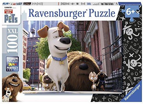 ravensburger la vida secreta de las mascotas puzzle (100 pi
