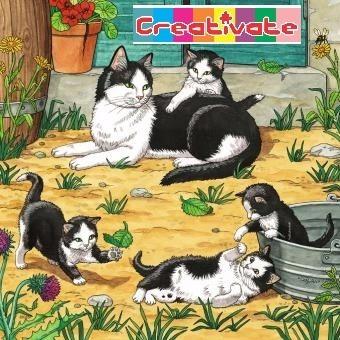 ravensburguer rompecabezas 3 de 49 gatitos y perritos