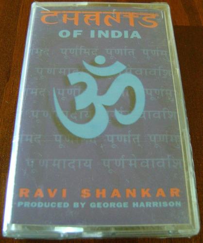 ravi shankar / chants of india
