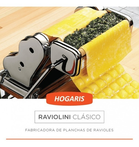 raviolera accesorio fabrica de pastas pastanova