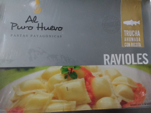 ravioles patagónicos- 2 planchas