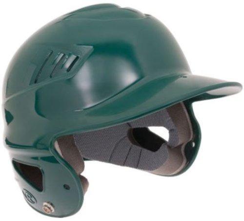 rawlings coolflo casco de bateo (verde oscuro)
