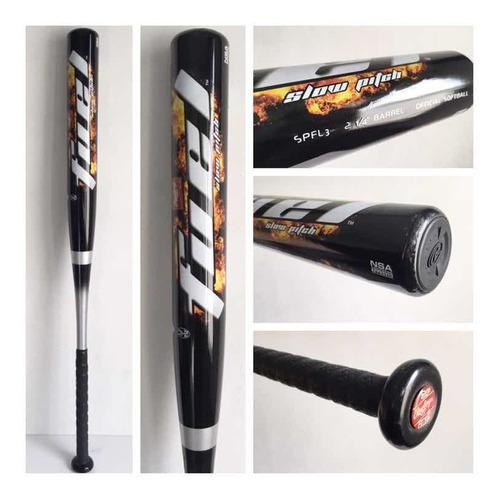 rawlings fuel 34x28 slowpitch softbol bat
