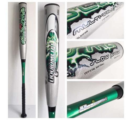 rawlings plasma 34x28 multipared metal liquido softbol bat