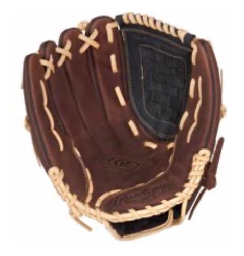 rawlings rgb 12.5 manopla baseball/softball derecho/zurdo