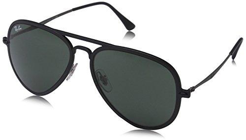 gafas ray ban hombre negras