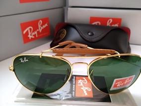 7e8876bd5 Oculos Rayban Caçador Original Lentes Verdes - Óculos no Mercado Livre  Brasil