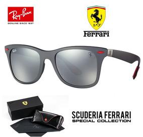 bf5d0d966 Óculos De Sol Ray Ban Wayfarer Azul Lente Fume Degrade - Óculos no Mercado  Livre Brasil