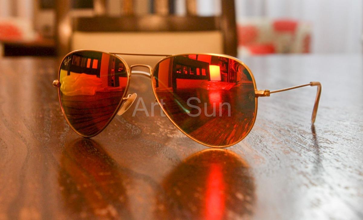 Ray Ban Anteojos De Sol Aviator / Wayfarer Fotos Reales - $ 1.690,00 ...