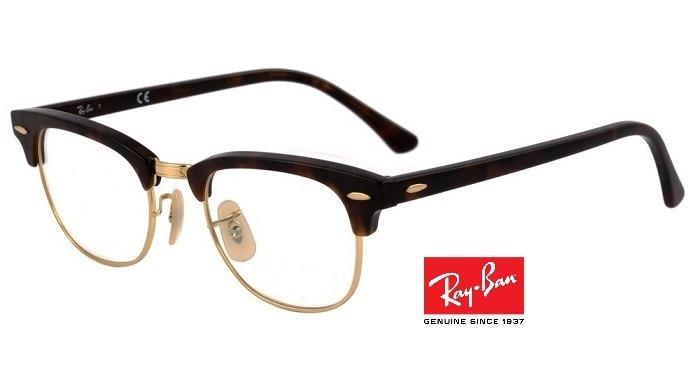 e597123a3d65b Armação Ray Ban Clubmaster + Rayban Aviador  compre 1 Leve 2 - R  88 ...