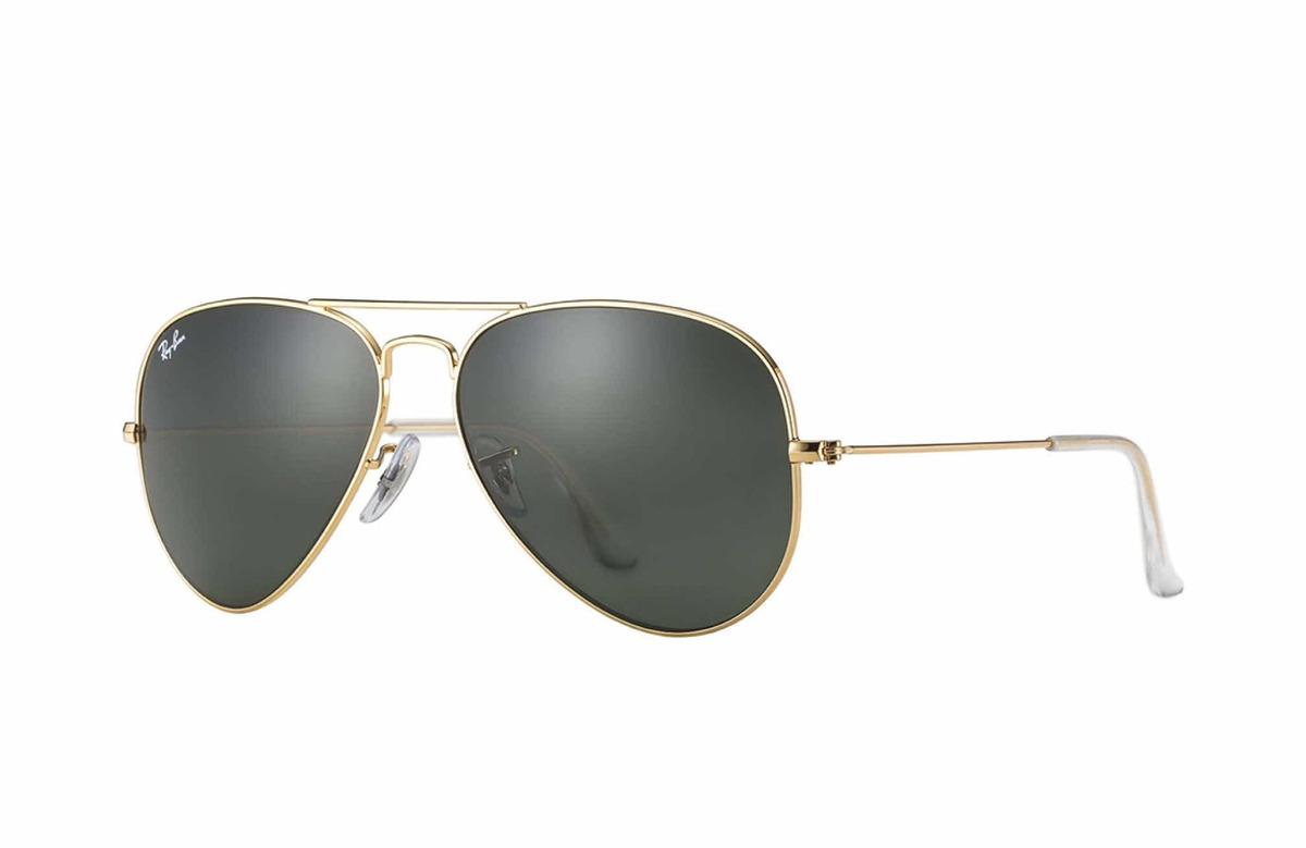 653b9c0556 Ray Ban Aviador 3025 Italianos Originales Aviator - $ 2.149,00 en ...