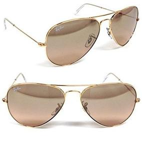 13fa56ece Lindo Oculos Rosa Pink Fashion Espelhado Original Ray Ban no Mercado Livre  Brasil