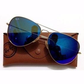 e58383162 Oculos Coloridos Espelhados Aviador no Mercado Livre Brasil