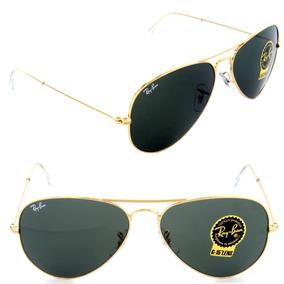 6f1979b59 Óculos Ray-ban Aviador Degrade Original Feminino Masculino