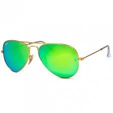 d65b7afce2b27 Ray Ban Aviador Rb 3025 Verde Espelhado Frete-grátis - R  89,90 em ...