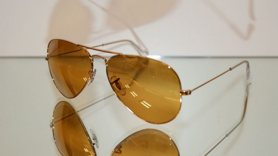 8fa592f006add ray ban aviador rb3025 001 4f dourado novo original. Carregando zoom.