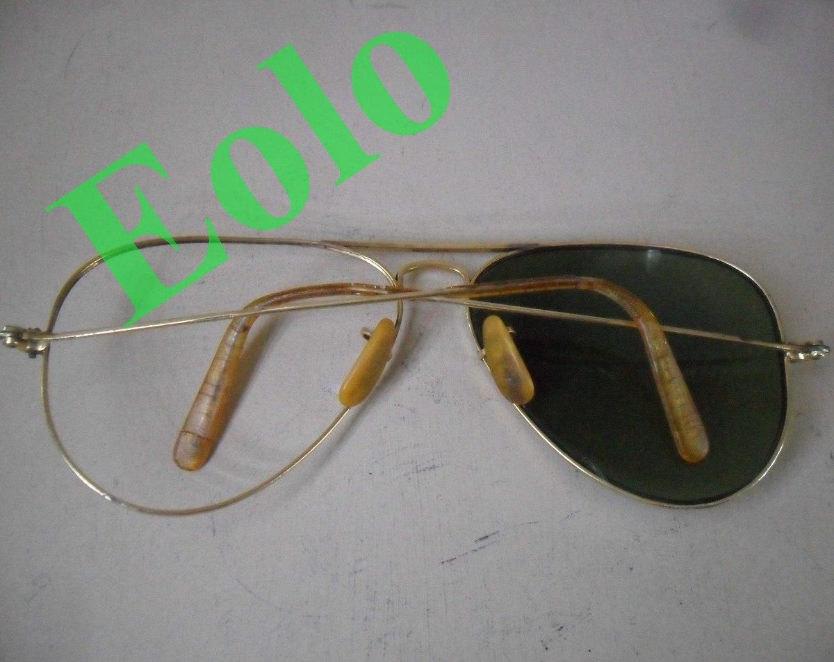 92a6a0636eecd armação antiga ray ban aviator   original + 1 lente    . Carregando zoom... ray  ban aviator. Carregando zoom.