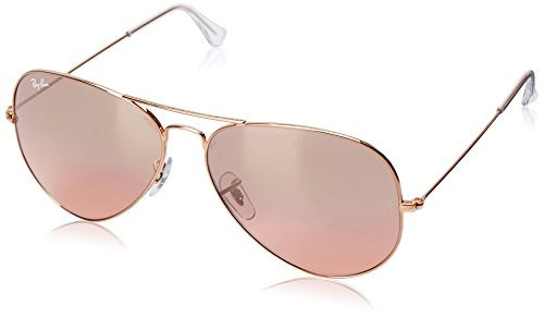ray-ban aviator large metal - gold marco crystal.brown-pi...