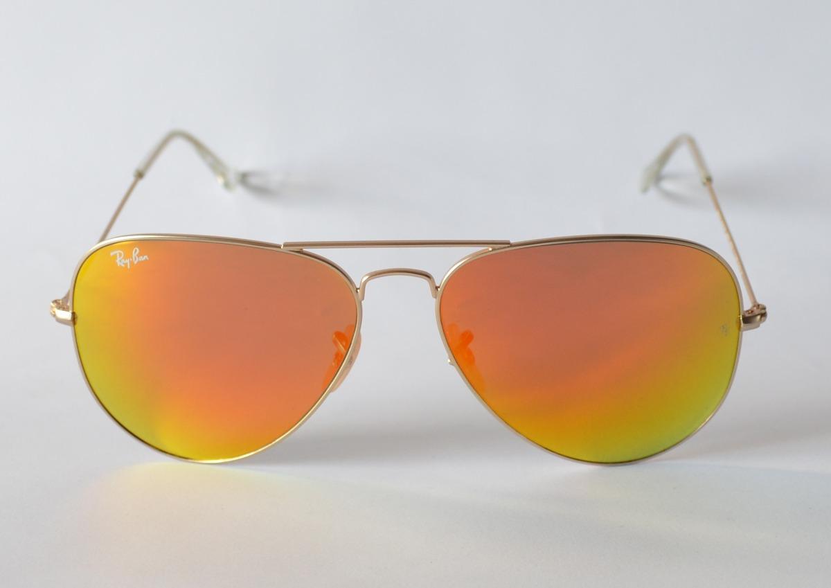 dea4b65cb4dcd ray ban aviator rojo - the flash lenses edition (original). Cargando zoom.