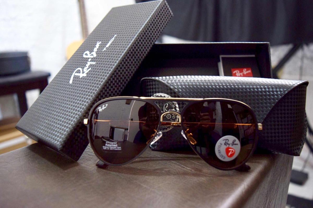 ef3288e9c778f ... shopping ray ban aviator tech fibra de carbono lentes de sol. cargando  zoom.