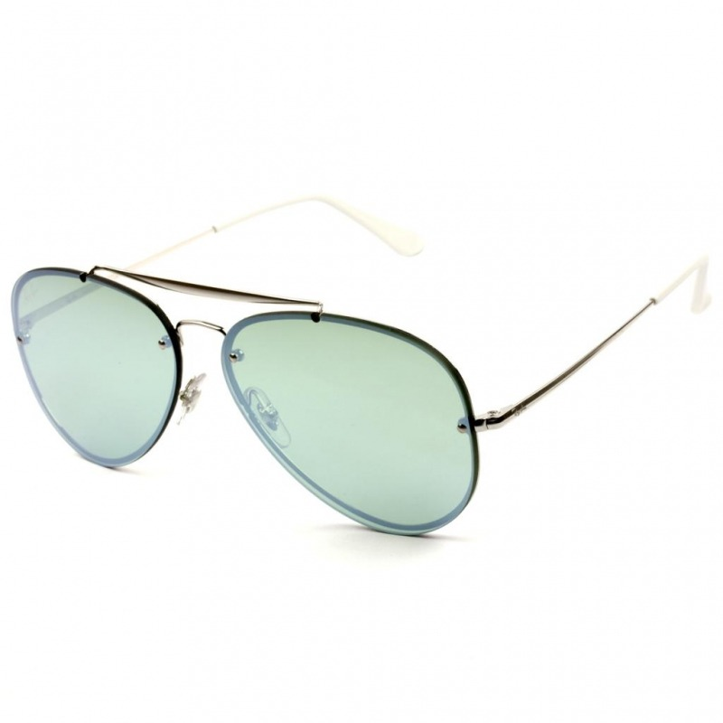 ray ban blaze aviador rb3584-n 9051 30 61 - óculos de sol. Carregando zoom. 25e7f3edbd