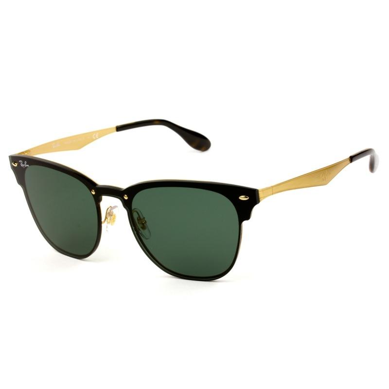 27954ab32 13930839005dc ray ban blaze clubmaster rb3576-n 043 71 47 - óculos de sol.