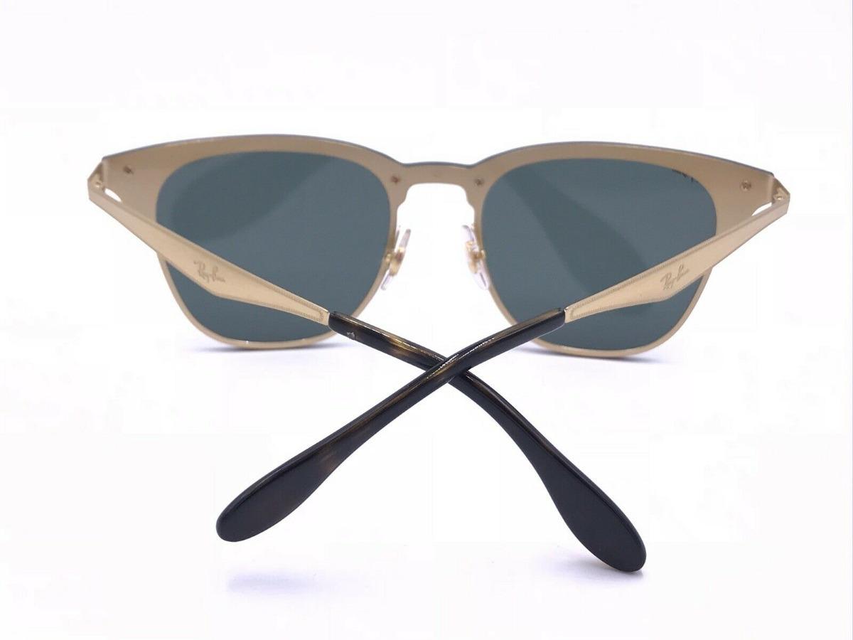 8a74761b3 ... 61cd5fa355acb ray-ban blaze clubmaster rb3576 oculos de sol unissex. Carregando  zoom.