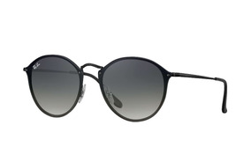 c5173165c ... Metal 447 9002a6 50 Bronce Verde Degrade · Ray Ban Blaze Round Black  3574n 153/11 59-14 Gris Degrade