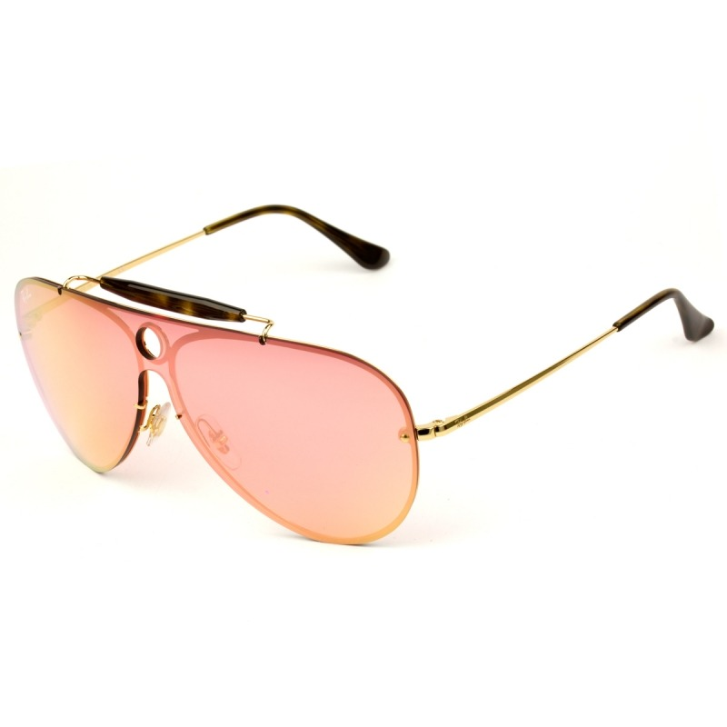 1098ba5c39254 ray ban blaze shooter rb3581-n 001 e4 32 - óculos de sol. Carregando zoom.