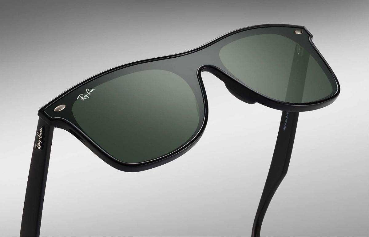 8c6040c33 Ray Ban Blaze Wayfarer Rb4440 Original Lançamento + Brinde - R$ 220,00 em  Mercado Livre