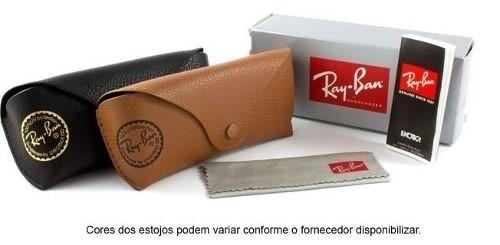377457dbdc Ray Ban Caravan 3136 Original Envio Em 24h + Brinde - R  249