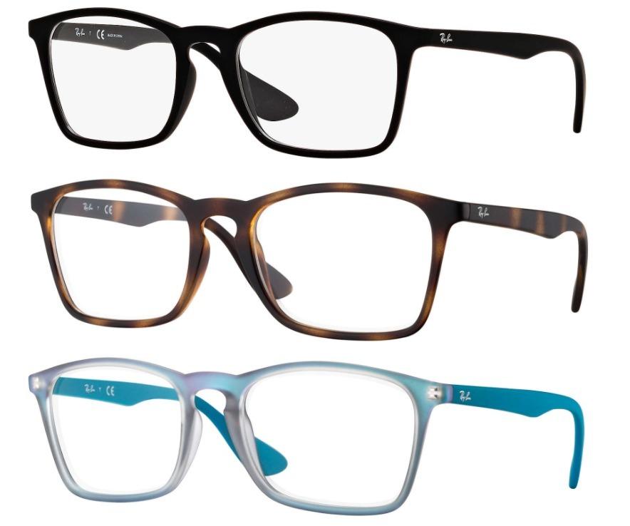 Ray Ban Chris 7045 Optico Originales Made In Italy - $ 2.050,86 en ...