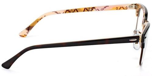 3d4cc65ca0d83 ray-ban-clubmaster 5154 5650-óculos de grau. Carregando zoom.