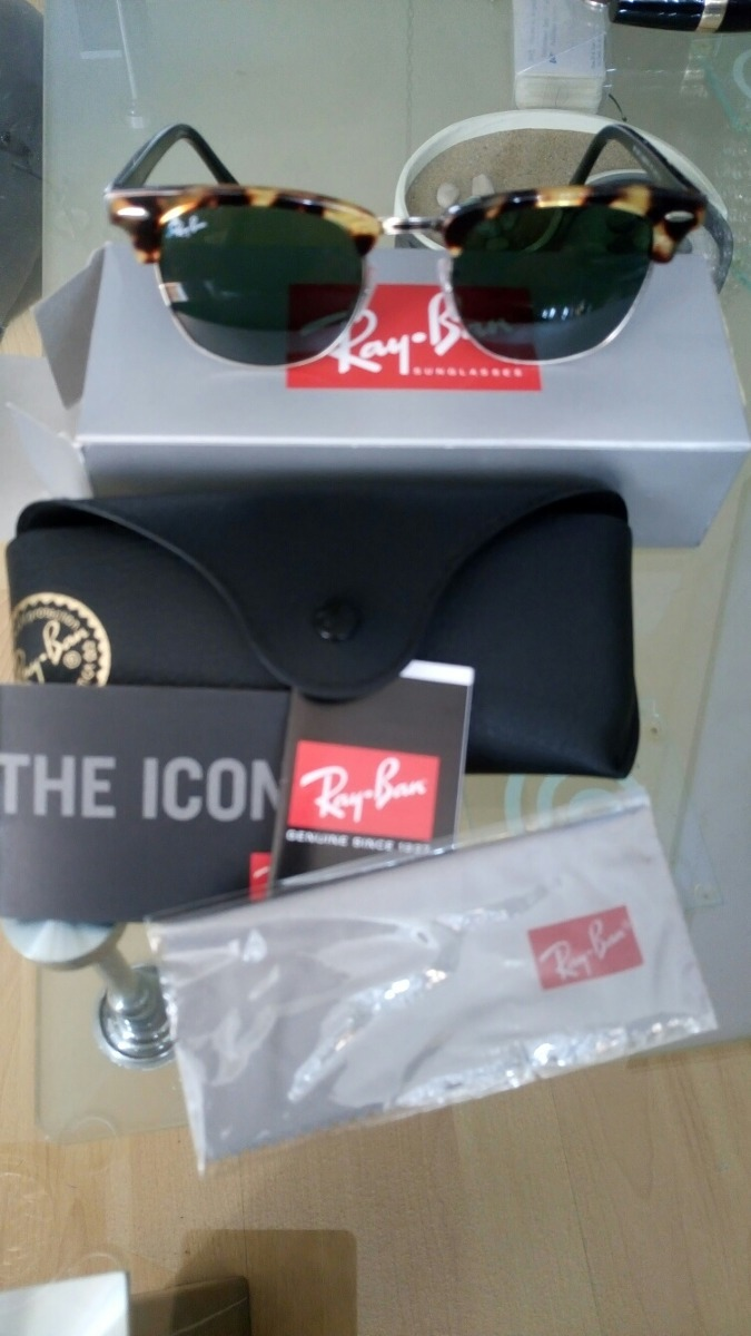 91b84aa13b8be reduced ray ban clubmaster fleck. cargando zoom. 3e3f7 2e321