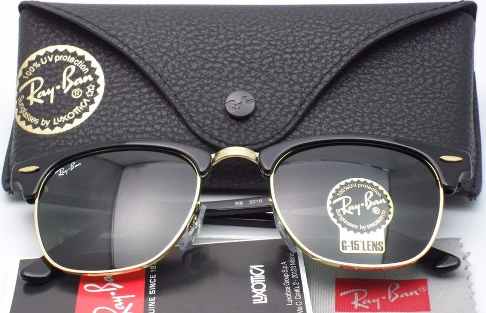 5283fbab6fb Ray Ban Clubmaster Rb3016 W0366 Made In Italy « Heritage Malta