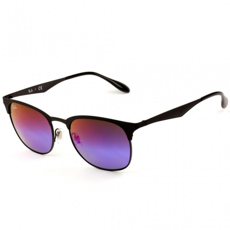 d1f7bfc7a944d ray ban clubmaster rb3538 186 b1 53 - óculos de sol. Carregando zoom.