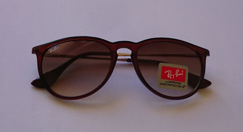 Oculos Ray Ban Erika Marrom   Louisiana Bucket Brigade fd67c73fff