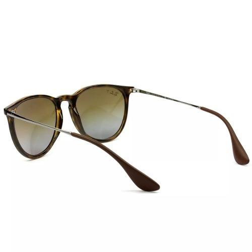 Óculos De Sol Ray Ban Erika Rb4171 Tartaruga Lente Verde - R  269,49 em  Mercado Livre 7f82d5c3e8