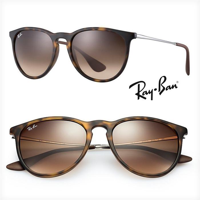 Ray Ban Erika Rb4171 Gatinha Tartaruga Feminino Original - R  210,00 ... a278811a0f