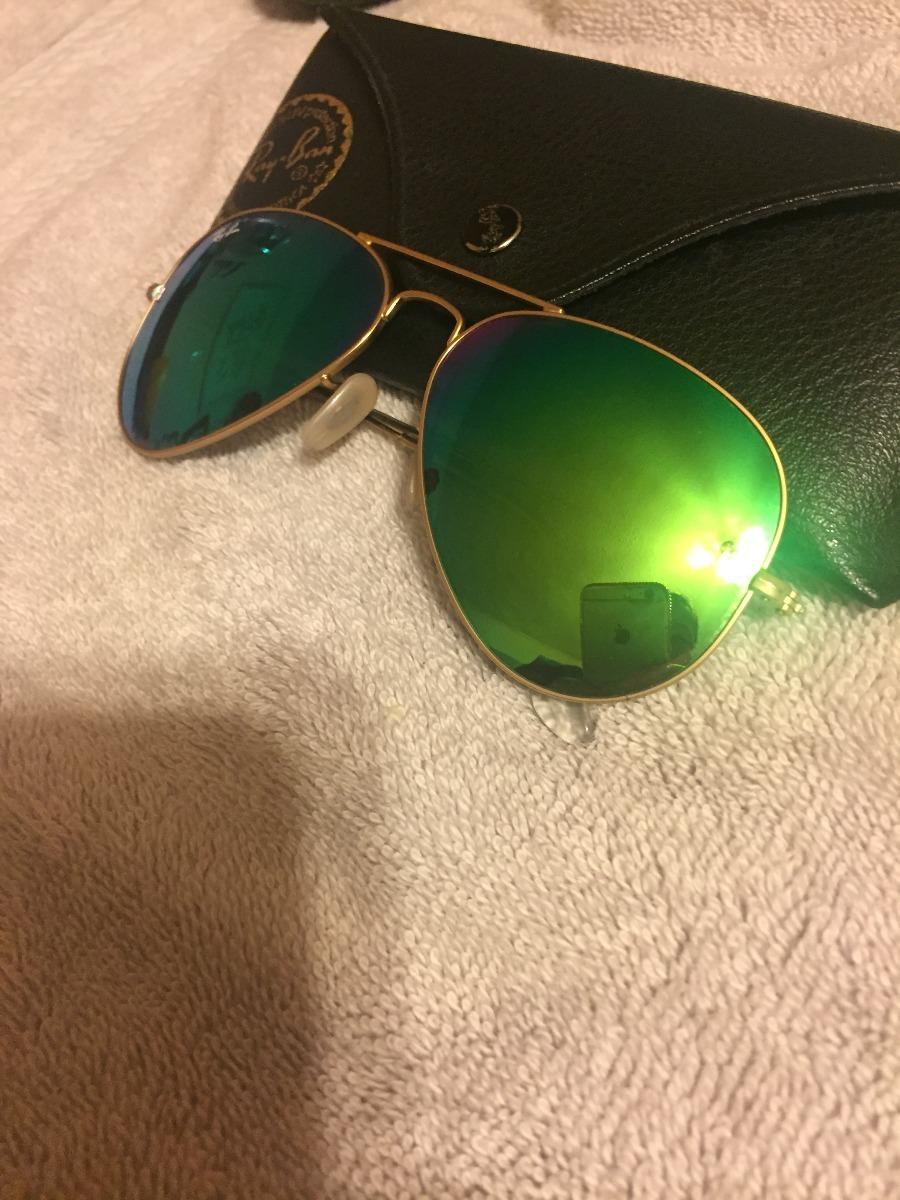 910b6b6150 ... official ray ban espejo color verde 3025 100 originales. cargando zoom.  c1982 85c2f