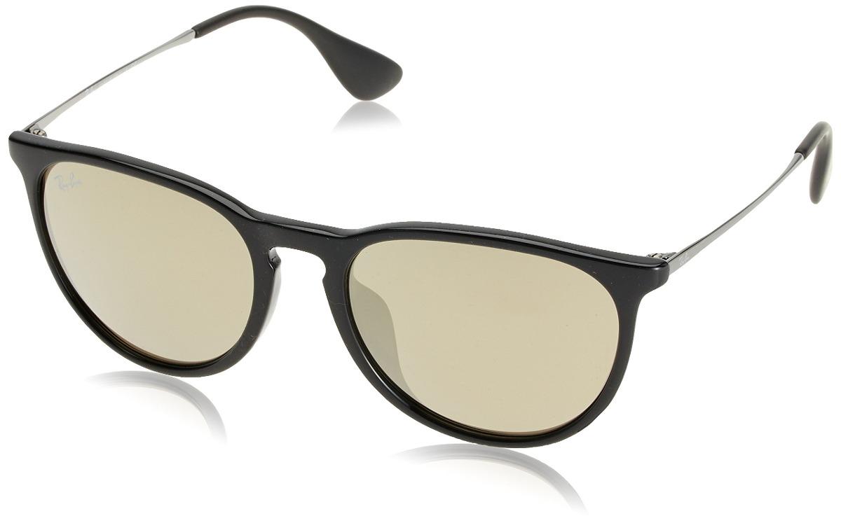 Ray-ban Gafas De Sol - Rb4171f Erika - Marco: Negro Lente: M ...
