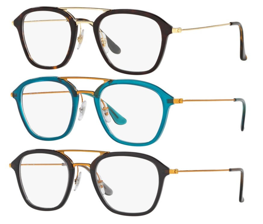 Ray Ban Highstreet 4253 Optico Originales Made In Italy - $ 2.164,88 ...