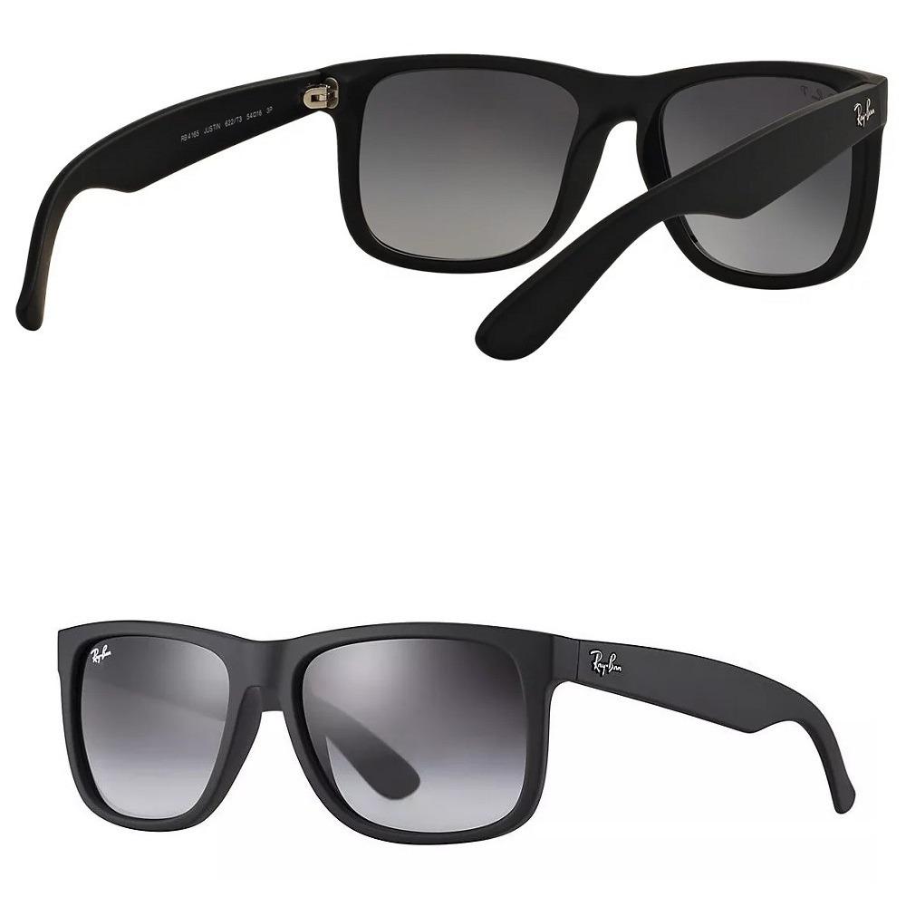 ray ban rb4165l 622 t3 justin polarizado óculos de sol 5,5cm · ray ban  justin óculos sol. Carregando zoom. 105d727c10
