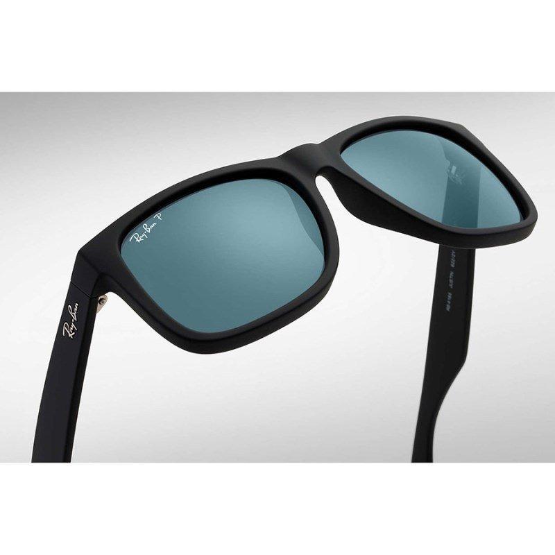 Carregando zoom... óculos de sol ray ban justin rb4165l 622 2v polarizado 5d5690c134