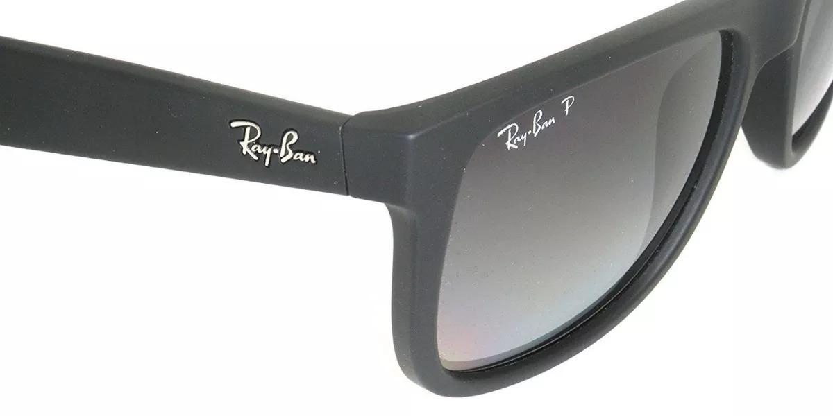 4ad834e481 ray ban justin rb4165 622/t3 54-16 gris gradiente polarizado. Cargando zoom.